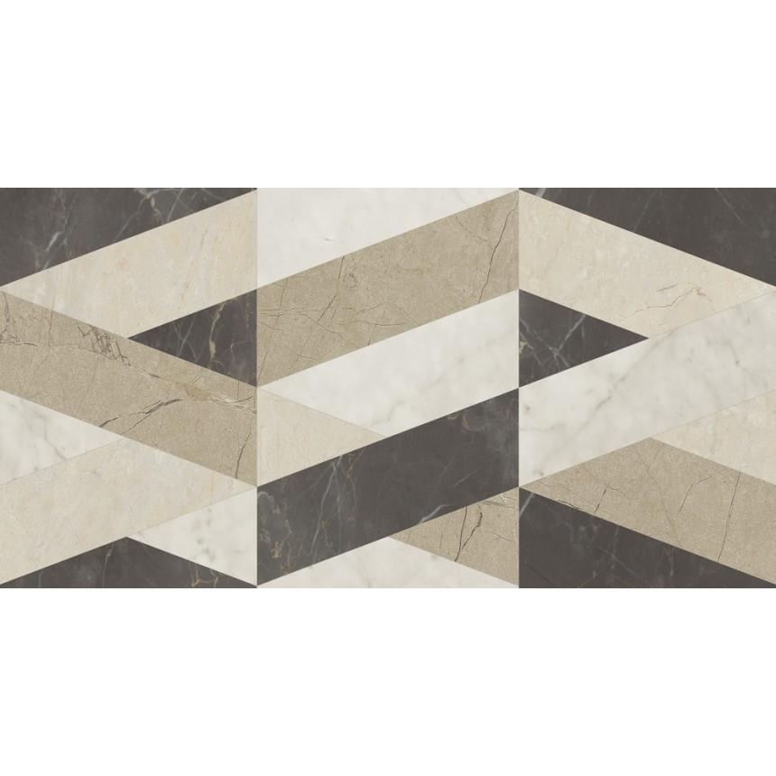 Corinthian Triangle Beige 30x60 Colorker